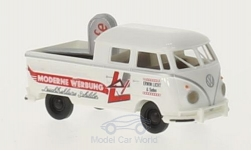 - <strong>VW</strong> T1b DoKa, with loaded<br>Brekina, 1:87<br>#32827