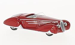 - <strong>Delahaye</strong> 165 V12, 1938<br>BoS-Models, 1:87<br>#BOS87436