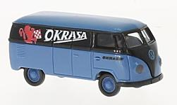 - <strong>VW</strong> T1a box wagon<br>Brekina, 1:87<br>#32054