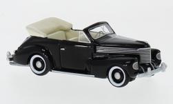 - <strong>Opel</strong> captain Convertible, 1939<br>BoS-Models, 1:87<br>#BOS87625
