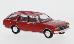 - <strong>Opel</strong> Rekord D Caravan, 1972<br>PCX87, 1:87<br>#PCX870020