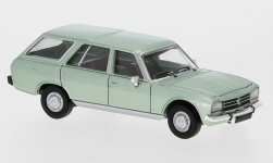 - <strong>Peugeot</strong> 504 Break, 1978<br>PCX87, 1:87<br>#PCX870025