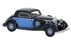 - <strong>Mercedes</strong> 540 K Sport coupé, 1936<br>BoS-Models, 1:87<br>#BOS87666