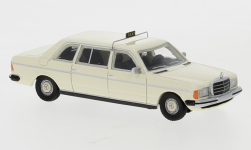 - <strong>Mercedes</strong> V123 Limousine, 1977<br>BoS-Models, 1:87<br>#BOS87681