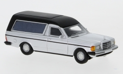 - <strong>Mercedes</strong> W123 hearses, 1977<br>BoS-Models, 1:87<br>#BOS87686