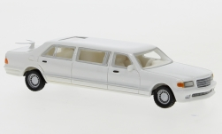 - <strong>Mercedes</strong> V126 Trasco, 1990<br>BoS-Models, 1:87<br>#BOS87691