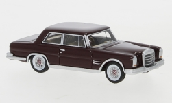 - <strong>Mercedes</strong> 600 (W100) Nallinger C, 1963<br>BoS-Models, 1:87<br>#BOS87696