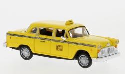 - <strong>Checker</strong> Cab, 1987<br>Brekina Drummer, 1:87<br>#58920