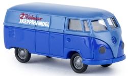 - <strong>VW</strong> T1a box wagon<br>Brekina, 1:87<br>#32060