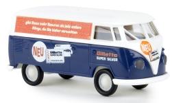 - <strong>VW</strong> T1b box wagon<br>Brekina, 1:87<br>#32713