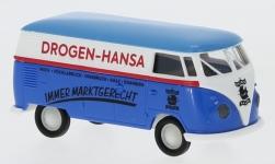 - <strong>VW</strong> T1b box wagon<br>Brekina, 1:87<br>#32715