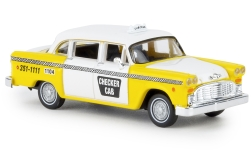 - <strong>Checker</strong> Cab<br>Brekina, 1:87<br>#58924