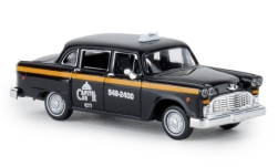 - <strong>Checker</strong> Cab<br>Brekina, 1:87<br>#58928