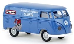 - <strong>VW</strong> T1b box wagon<br>Brekina, 1:87<br>#32716
