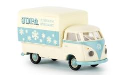 - <strong>VW</strong> T1b Großraum-box wagon, 1960<br>Brekina, 1:87<br>#32454