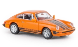 - <strong>Porsche</strong> 911 G, TD, 1976<br>Brekina, 1:87<br>#16317