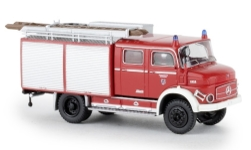 - <strong>Mercedes</strong> LAF 1113 TLF 16, TD, 1972<br>Brekina, 1:87<br>#47163
