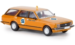 - <strong>Ford</strong> Granada MKII Turnier, 1977<br>Brekina, 1:87<br>#19511