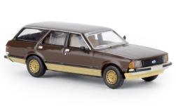 - <strong>Ford</strong> Granada II Turnier, special model 1977<br>Brekina, 1:87<br>#19514