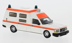 - <strong>Volvo</strong> 265 ambulance, 1985<br>BoS-Models, 1:87<br>#BOS87716