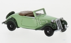 - <strong>Citroen</strong> traction Avant Convert, 1936<br>BoS-Models, 1:87<br>#BOS87730