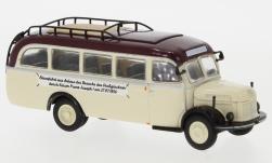 - <strong>Steyr</strong> 380/I Bus, 1948<br>Brekina Starline, 1:87<br>#58012