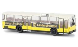 - <strong>Mercedes</strong> O 305 city bus, 1972<br>Brekina, 1:87<br>#50787