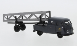 - <strong>VW</strong> DoKa T1b with small tr, with loaded 1960<br>Brekina, 1:87<br>#32832