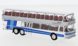 - <strong>Neoplan</strong> NH 22 double decker, 1967<br>Brekina Starline, 1:87<br>#58290