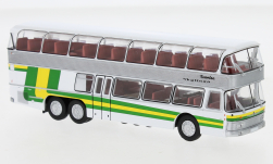 - <strong>Neoplan</strong> NH 22 double decker, 1967<br>Brekina Starline, 1:87<br>#58291