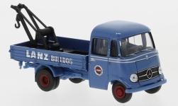 - <strong>Mercedes</strong> L 319 tow truck, 1956<br>Brekina Starmada, 1:87<br>#13571