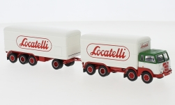- <strong>Fiat</strong> 690 Millepiedi, box container, 1960<br>Brekina Starline, 1:87<br>#58438
