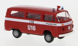 - <strong>VW</strong> T2 station wagon, 1972<br>Brekina, 1:87<br>#33142