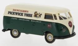 - <strong>VW</strong> T1b box wagon, 1960<br>Brekina, 1:87<br>#32725