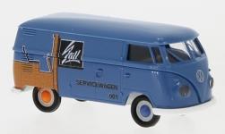 - <strong>VW</strong> T1b box wagon, 1960<br>Brekina, 1:87<br>#32726