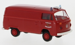 - <strong>VW</strong> T2 box wagon, 1972<br>Brekina, 1:87<br>#33541