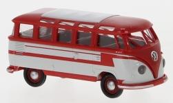 - <strong>VW</strong> T1b samba, 1960<br>Brekina, 1:87<br>#31843