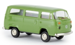 - <strong>VW</strong> T2 station wagon, 1972<br>Brekina, 1:87<br>#33145