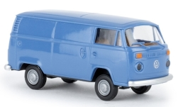 - <strong>VW</strong> T2 box wagon, 1972<br>Brekina, 1:87<br>#33542