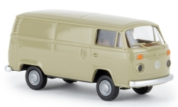 - <strong>VW</strong> T2 box wagon, 1972<br>Brekina, 1:87<br>#33544