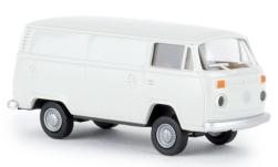 - <strong>VW</strong> T2 box wagon, 1972<br>Brekina, 1:87<br>#33545