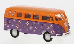 - <strong>VW</strong> T1b station wagon, 1960<br>Brekina, 1:87<br>#31599