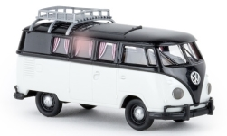 - <strong>VW</strong> T1b Camper, with Dachklappe, 1960<br>Brekina, 1:87<br>#31600