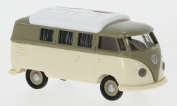 - <strong>VW</strong> T1b Camper, with Dormobildach, 1960<br>Brekina, 1:87<br>#31602