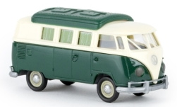 - <strong>VW</strong> T1b Camper, with Dormobildach, 1960<br>Brekina, 1:87<br>#31603