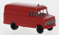 - <strong>Opel</strong> Blitz box wagon B, 1966<br>Brekina, 1:87<br>#35724