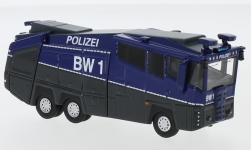 - <strong>Wasserwerfer</strong> 10000, 2009<br>BoS-Models, 1:87<br>#BOS87791