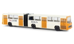 - <strong>Ikarus</strong> 280.02 articulated bus, 1980<br>Brekina, 1:87<br>#59713