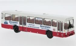 - <strong>Mercedes</strong> O 307 country bus, 1982<br>Brekina, 1:87<br>#50642