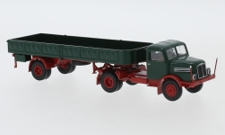 - <strong>IFA</strong> S 4000-1, Pritschen-SZ, 1960<br>Brekina, 1:87<br>#71402